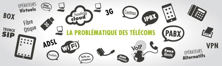 Unitéo : Expert en optimisation Télécom : La problématique des Télécoms